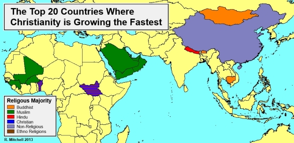 do grow countries What asian